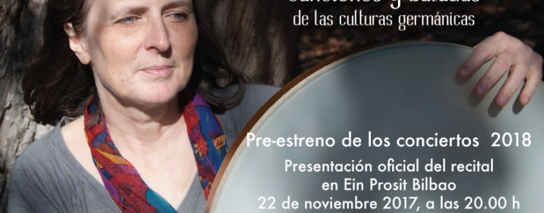 Information preview of concerts 2018, Bilbao 22 november 2017