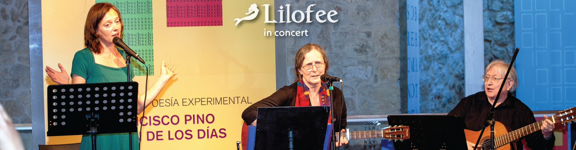 Lilofee in concert