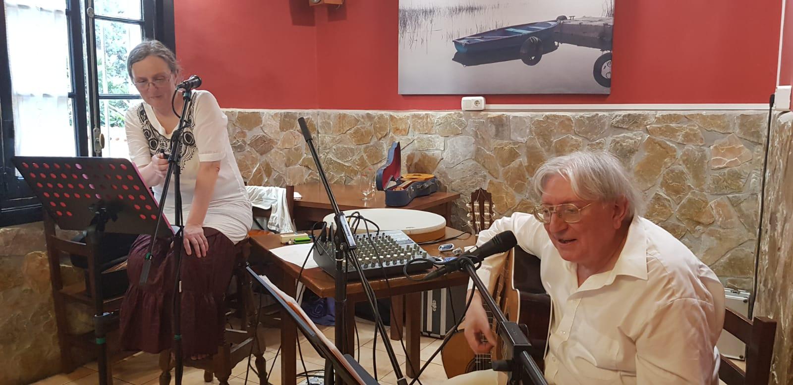 """Concert of """"Sweet Winds"""" at Berango, 18-7-2019"""
