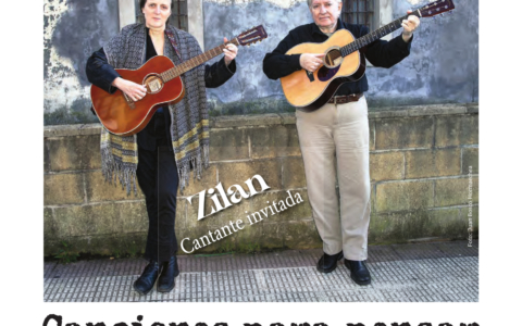 Concert of Sweet Winds with Zilan at Xake taberna, Bilbao
